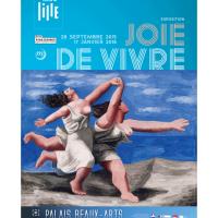 """EXPOSITION  """"La joie de vivre"""" dans l'art"""