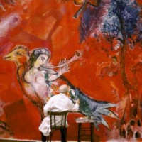 EXPO MARC CHAGALL in Paris
