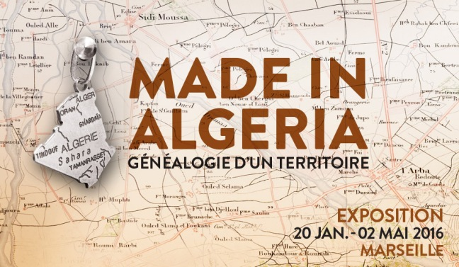 MUCEM expo Made in Algeria1