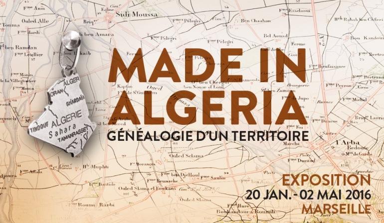 MUCEM expo Made in Algeria1