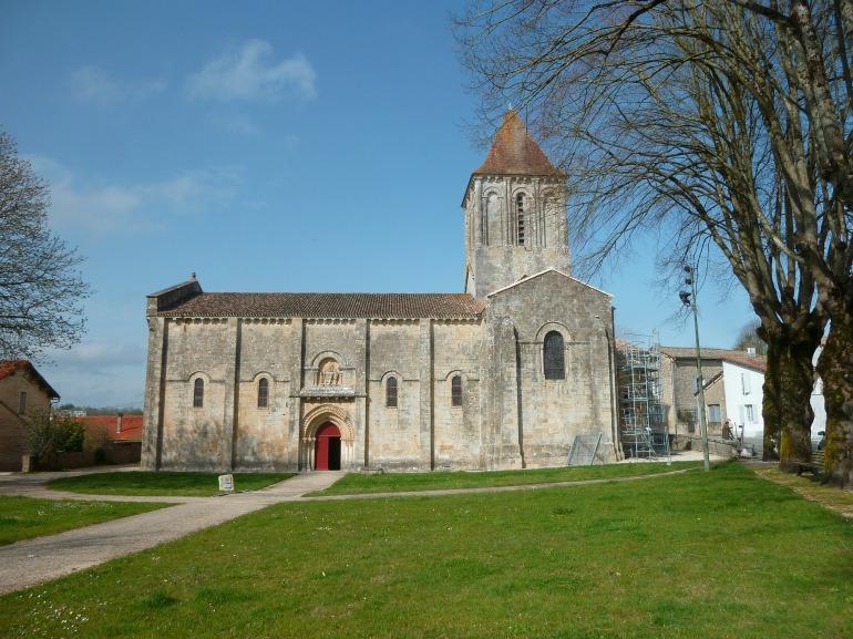 Eglise St Pierre Melle avril16 (10)
