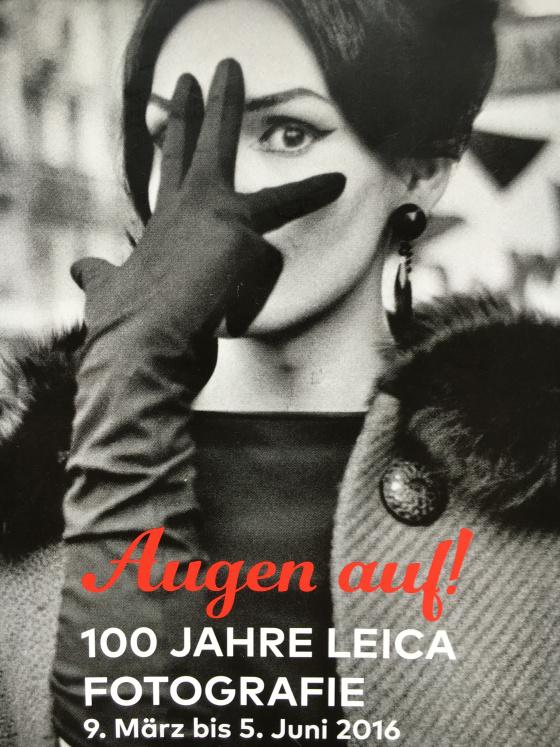 Leica 100 ans expo Munich