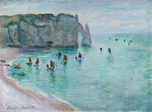 Impressionnistes Normandie 1 Musée Jacquemart André May16
