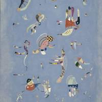 Expo Kandinsky à Grenoble - sa période parisienne 1933-1944