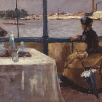 """Expo """"Peindre la banlieue""""(1850-1950) à Rueil-Malmaison (Atelier Grognard)."""