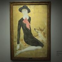 """Expo Foujita au musée Maillol à Paris :          """"Peindre dans les années folles"""""""