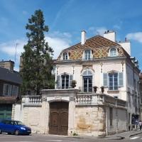 Dijon, capitale de la Bourgogne, détails.