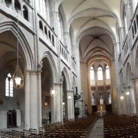Dijon, la cathédrale Saint-Bénigne