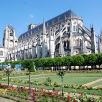 La cathédrale St Etienne de Bourges
