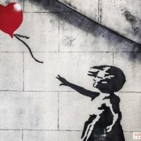 "Expo ""The World of Banksy"" à Paris"
