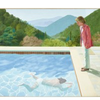 David Hockney - Splash !