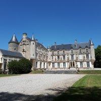 Le château de Fontenay le Comte (Vendée)