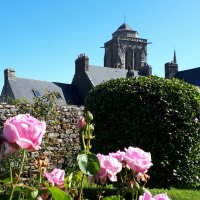 Locronan, Finistère sud  (Bretagne).